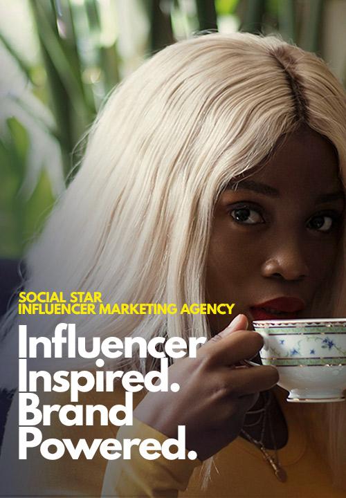 Influencer Inspired. Brand Powered.