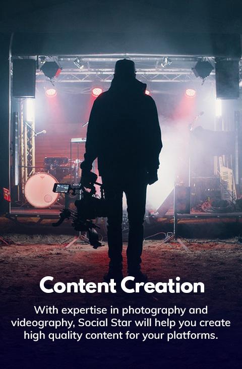 Influencer-Service-Content-Creation